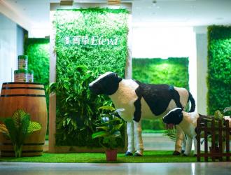 """从做有机奶粉到倡导宝宝有机生活 雅培在中国又出""""新招"""""""
