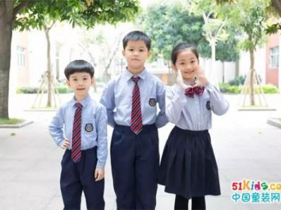 贝乐鼠生产的骏荣学校校服喜获汕头市中小学特色校服大赛优秀奖