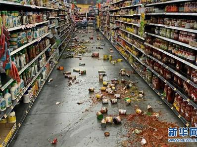 新闻分析:加州会否发生更大地震