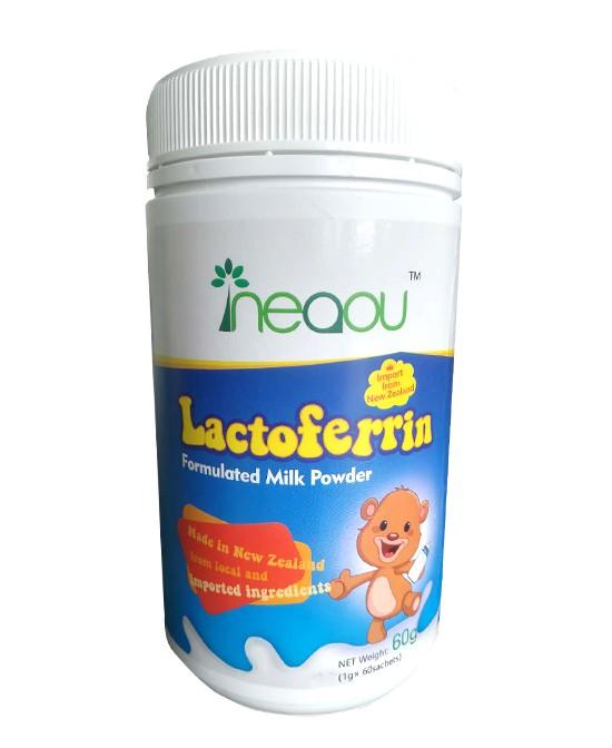 到底要不要给孩子补充乳铁蛋白  婴益优乳铁蛋白调制乳粉科学配比•营养全面